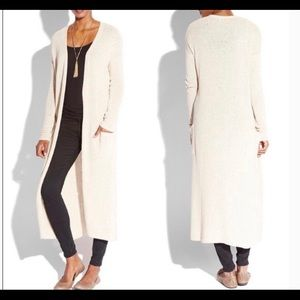 Lucky Brand Stella Long-Sleeve Duster Cardigan
